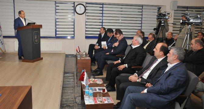 Başkan Altay, KSO Meclisine konuk oldu