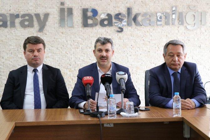 """AK Parti Aksaray İl Başkanı Altınsoy: """"Bu apaçık bir edepsizliktir"""""""