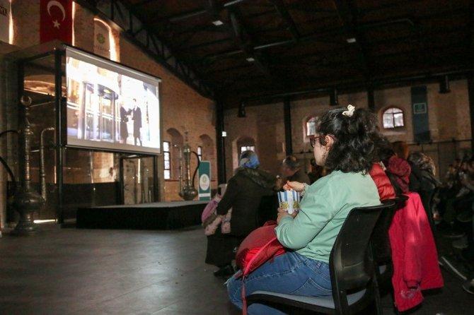 Meram Belediyesi özel çocuklara sinema sevinci yaşattı