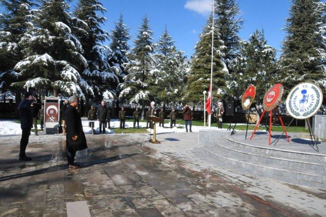 Akşehir'de Çanakkale Zaferi ve Şehitler Günü etkinlikleri düzenlendi