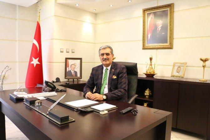 """Başkan Konuk: """"Türkiye salgına rağmen gıdada sıkıntı yaşamayacak"""""""