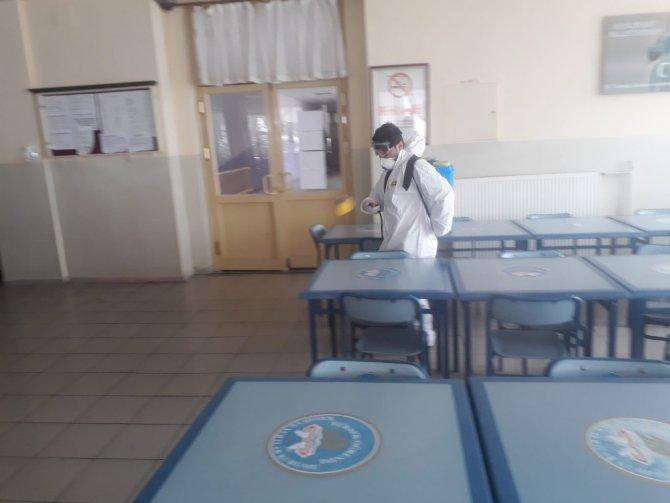 Beyşehir'de öğrenci yurtları muhtemel dönüşüne hazır