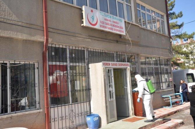 Ereğli Belediyesi vatandaşları koronavirüs konusunda uyarıyor