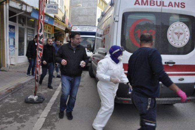 Husumetli olduğu şahsa ateş ederken 2 kişiyi yaraladı