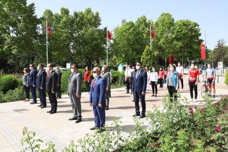 Konya'da 19 Mayıs kutlaması