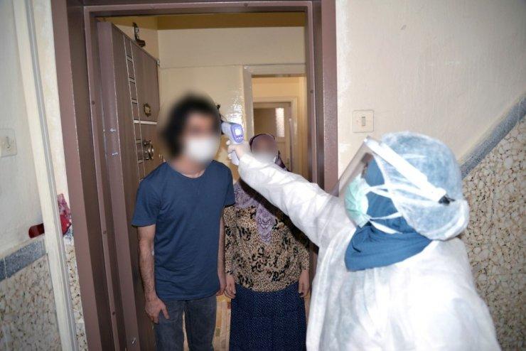 Konya'da filyasyon ekipleri dedektif gibi çalışıyor