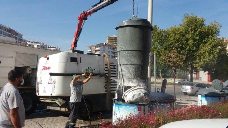 Meram Belediyesi bayram hazırlıklarını tamamladı