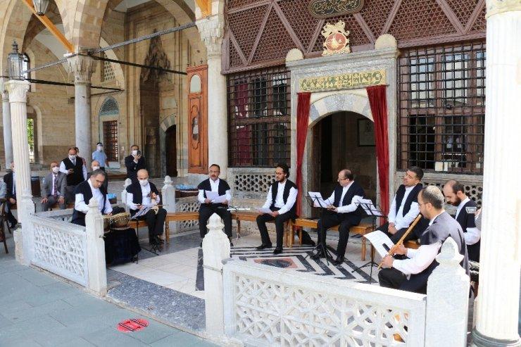 Mevlana Müzesi 75 gün sonra yeniden ziyarete açıldı