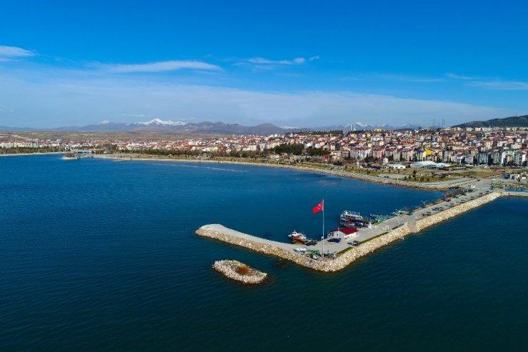 Beyşehir Gölünü koruyacak proje Dünya Çevre Gününde başladı
