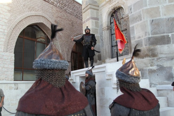 Konya'nın Türkiye Selçuklu Devleti'ne başşehir oluşunun 923. yılı kutlandı