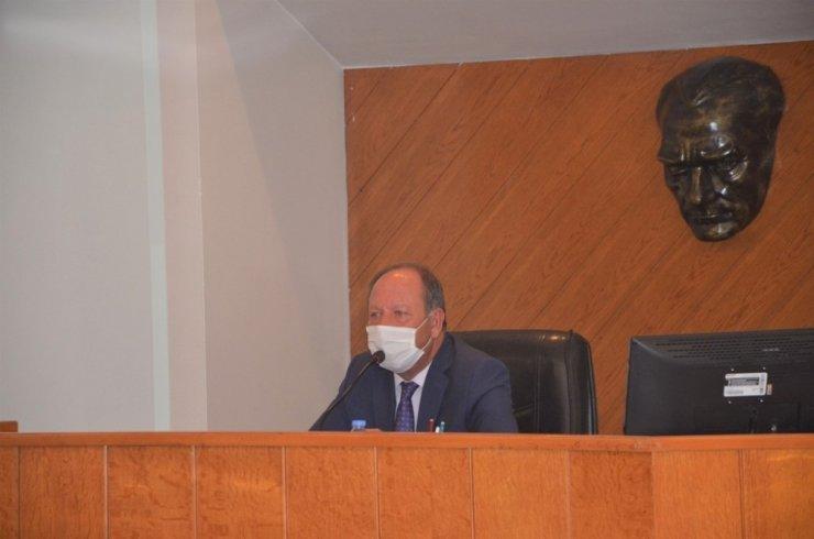 Ereğli Belediyesi Meclisi Temmuz ayı meclis toplantını yaptı