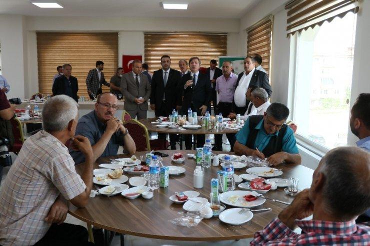 """Vali Aydoğdu: """"Aksaray'ı marka şehir yapacağız"""""""