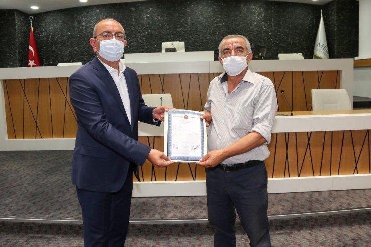 Meram'da imar çalışmaları kesintisiz sürüyor