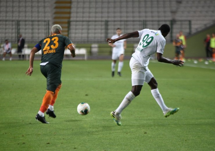 Süper Lig: Konyaspor: 2 - Aytemiz Alanyaspor: 3 (Maç sonucu)