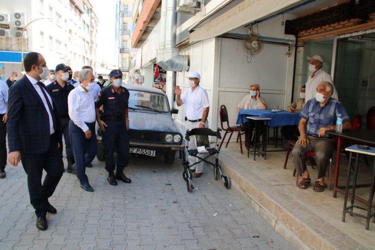 Akşehir'de kapsamlı denetim