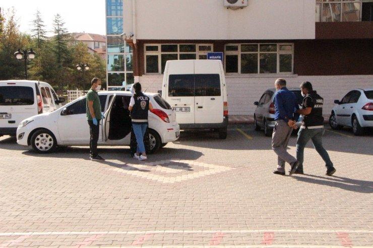Aksaray polisinden büyük uyuşturucu operasyonu