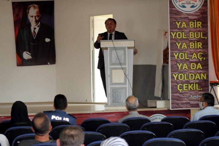 Beyşehir'de evde izole edilen kişiler daha sıkı denetlenecek