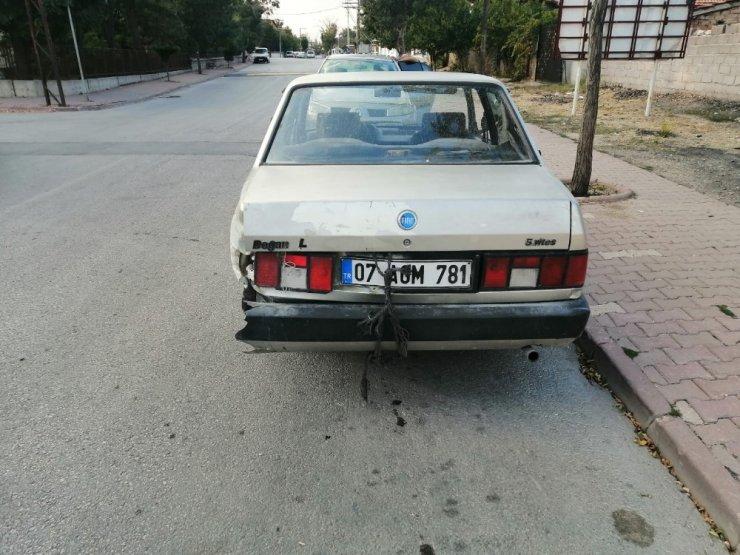Konya'da 154 bin liralık kabloyu çalan hırsızlar kamerada