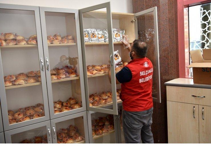Selçuklu Belediyesi glütensiz ekmek satışına başladı
