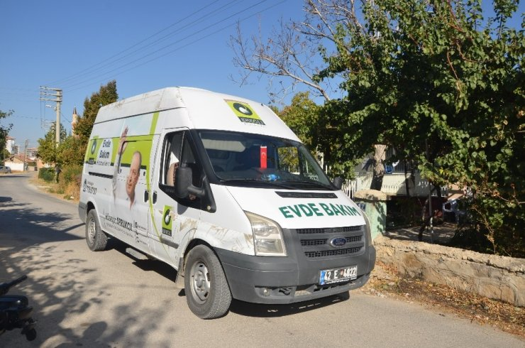 Ereğli Belediyesi 'Evde Bakım Hizmetleri'ne devam ediyor