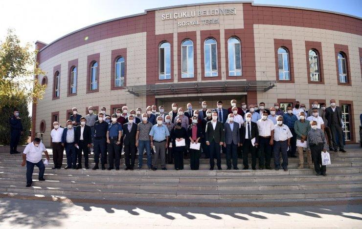 Selçuklu Belediyesi muhtarlar buluşmasına ev sahipliği yaptı