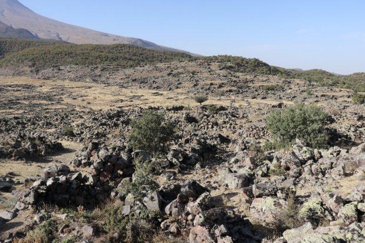 Nora Mokisos Antik Kentinde kazı hazırlıkları sürüyor