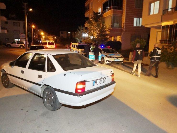Polisten kaçan sürücü ehliyetsiz ve alkollü çıktı