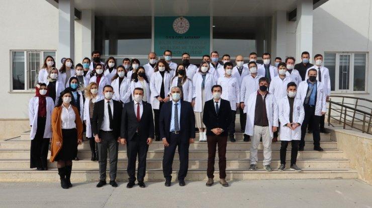 Aksaray Bilim Teknik Koleji öğretmenlerine uzaktan eğitim semineri