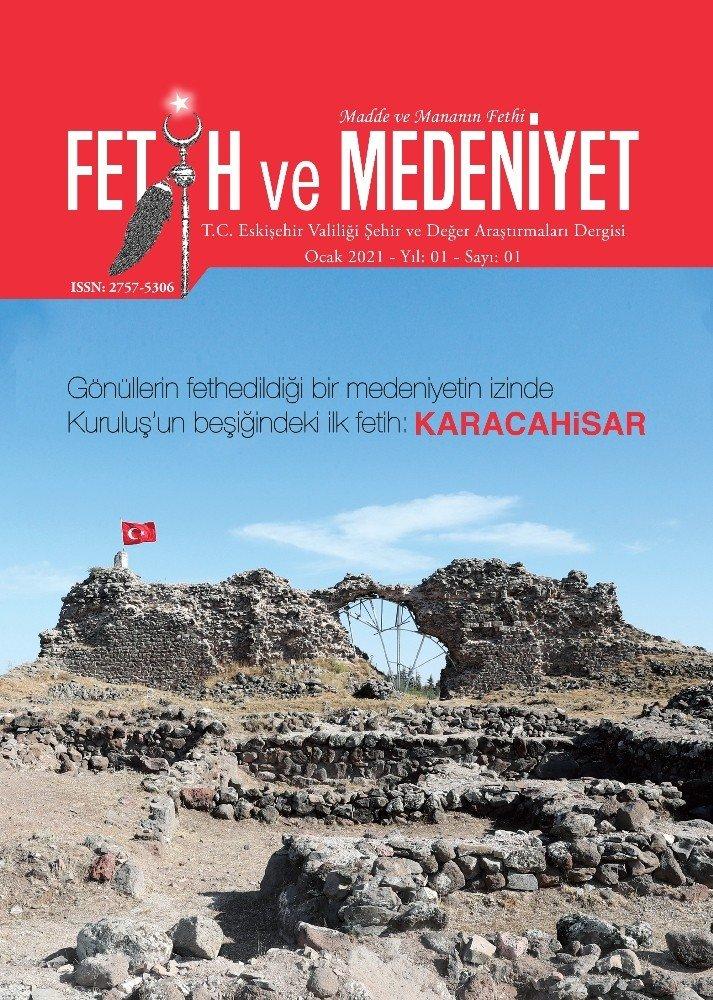 Fetih ve Medeniyet Dergisi yayın hayatına başladı
