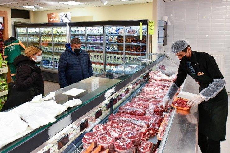 Başkent Market'in 4. şubesi Kızılay'a açıldı