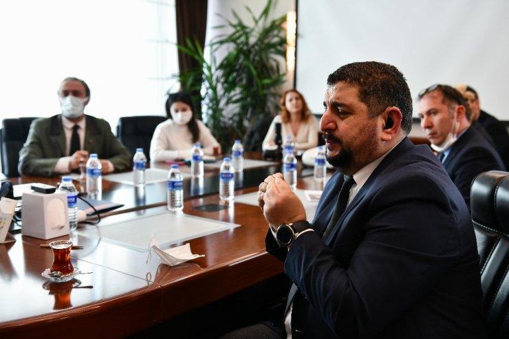 Ankara Kent Konseyi ve EGO'dan işitme engelliler için anlamlı proje