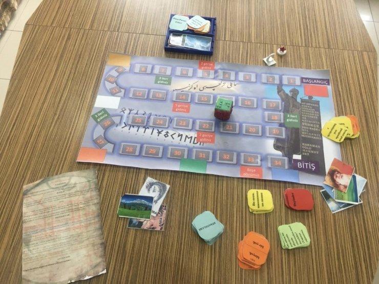 'Altay' oyunu ile görme engelliler de oyuna dahil edildi