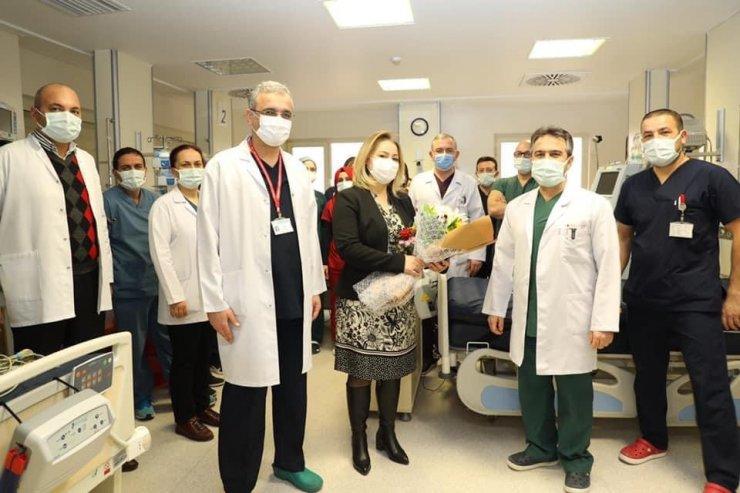 Hastanelerde kısım kısım normalleşme başladı