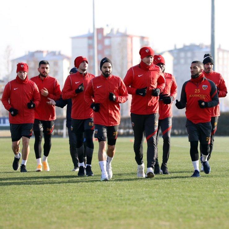 Kayserispor Fenerbahçe'ye hazır