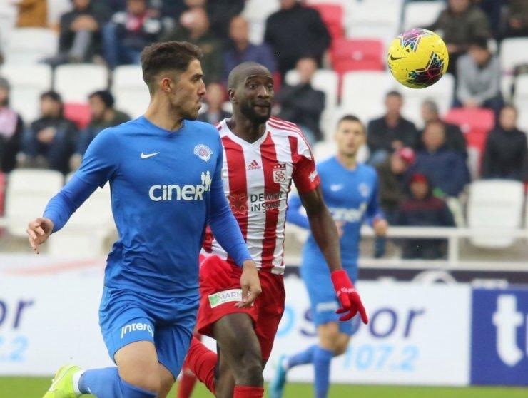 Kasımpaşa ile Sivasspor 21. randevuda