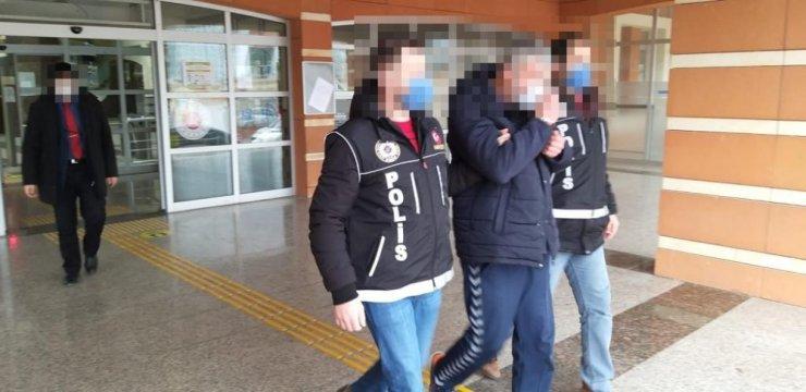 Yeşil reçeteli ilaç satan şüpheli tutuklandı