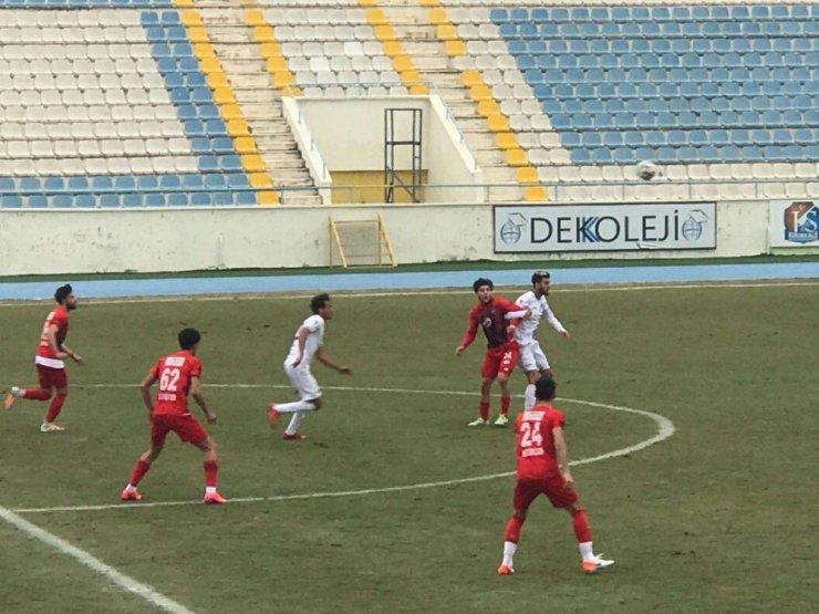 3. Lig: Kırıkkale BA: 2 - 52 Orduspor FK: 1