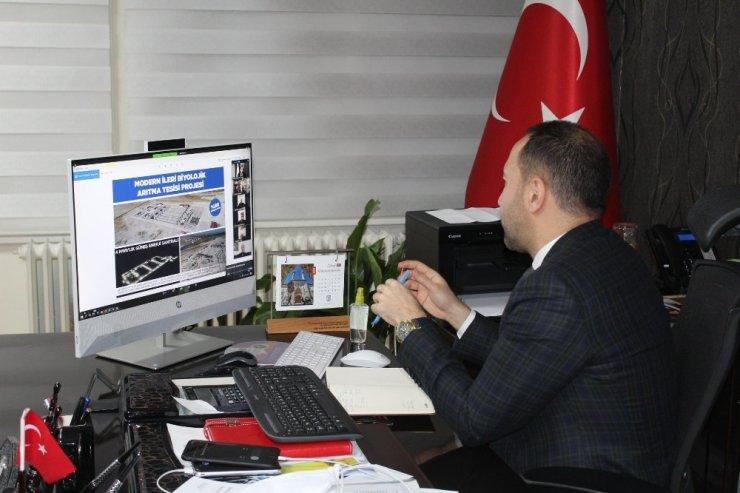 Niğde Belediye Başkanı Emrah Özdemir;