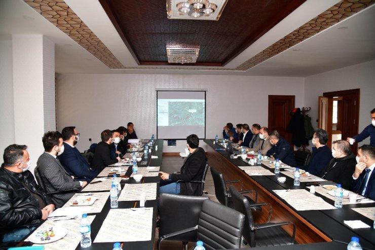 Mamak'ta inşaat sektörü hız kazanıyor