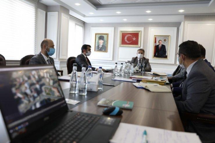 """Başkan Palancıoğlu: """"Yol medeniyettir"""""""