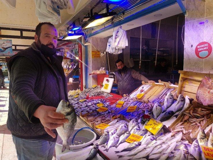 Kısıtlamada balıkçılar açık olsada, onlarda normalleşmeyi bekliyor