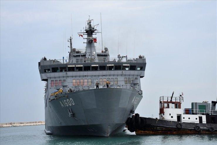 TSK'dan Lübnan Ordusu'na 260 ton gıda ve temizlik ürünü