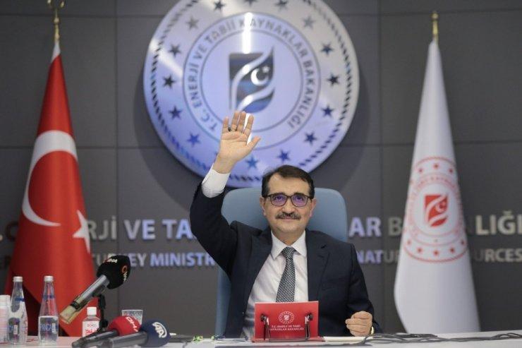 """Bakan Dönmez: """"Akkuyu NGS Türkiye'nin nükleer enerji hikâyesinde başrolü oynayacak"""""""
