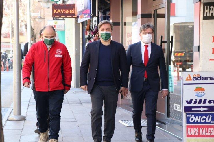 Aksaray'ın başını İngiltere'den gelen mutant virüs yaktı