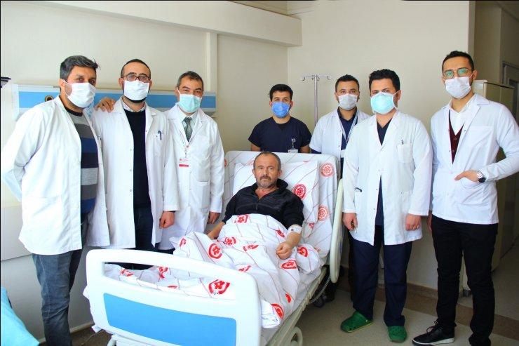 Yanında idrar torbası taşıyan hastalara müjde, bu ameliyatla idrar torbasından kurtulmak mümkün