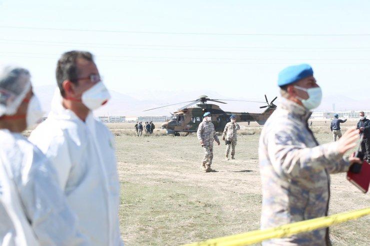 Konya'da düşen uçağın pilotu Yüzbaşı Burak Genççelebi şehit oldu