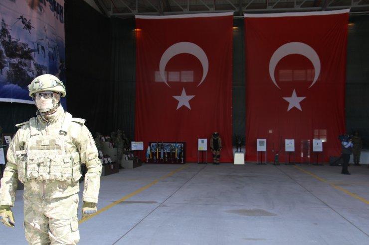 Mehmetçik yerli ve milli olarak üretilen askeri üs ile daha güvende