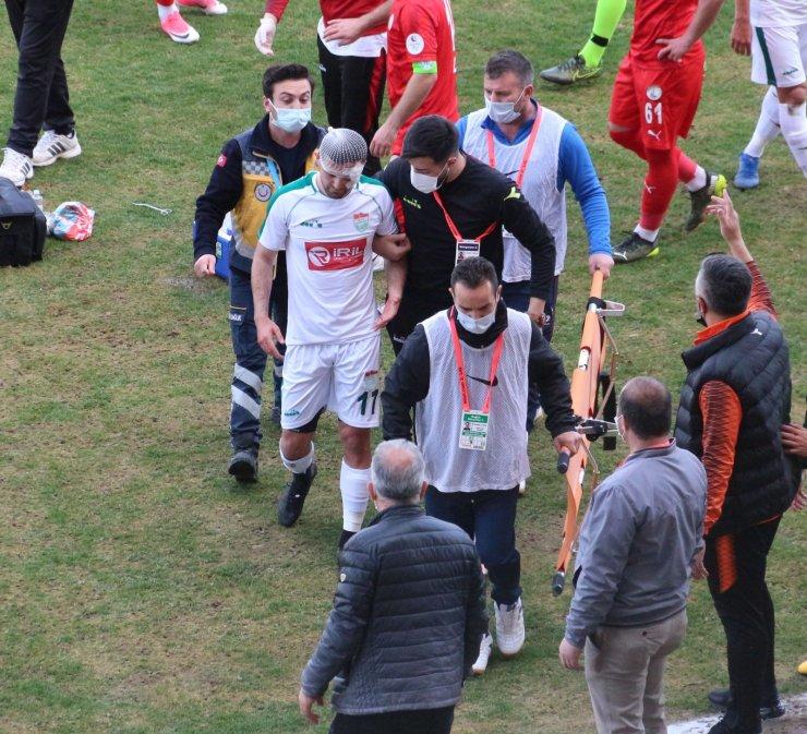 2. Lig: Sivas Belediyespor: 0 - Kırşehir Belediyespor: 1