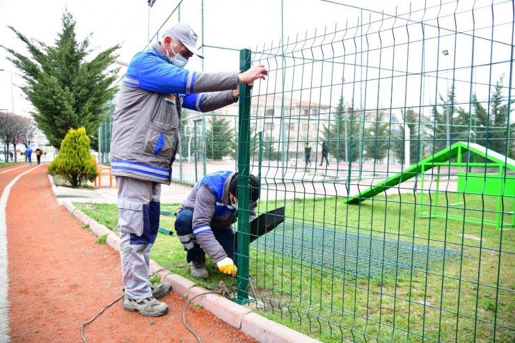 'Gel Can Dostum bu park senin'