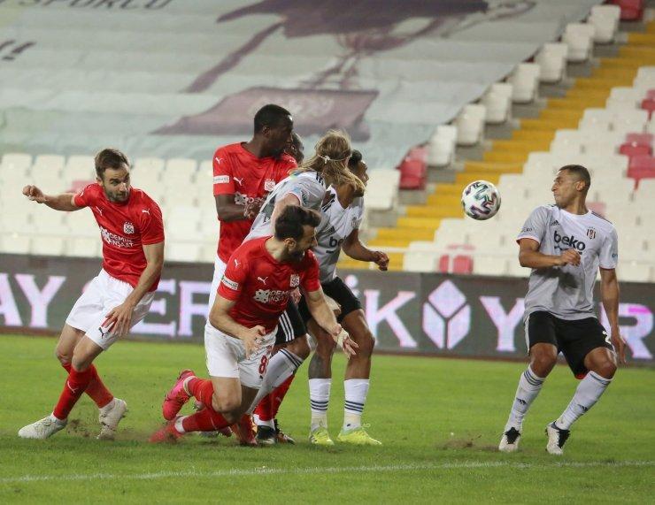 Süper Lig: D.G. Sivasspor : 0 Beşiktaş: 0 (Maç sonucu)